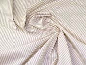 Stretch Shirting Fabric  Sand