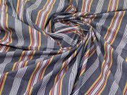 Cotton Shirting Fabric  Multicoloured