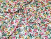 Dobby Chiffon Fabric  Multicoloured