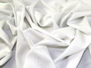 Stretch Suiting Fabric  Ivory