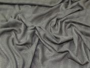 Pointelle Lace Knit Fabric  Grey