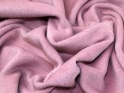 Wool Blend Coating Fabric  Pink