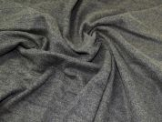 Heavy Wool Knit Fabric  Earth Tweed