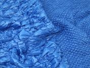 Quilted Nylon Coating Dress Fabric