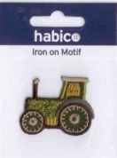 Tractor Patch Motif  Green