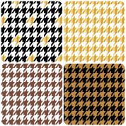 Houndstooth Fat Quarter Fabric Pack