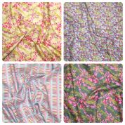 Nel Whatmore Sketch Fat Quarter Fabric Pack