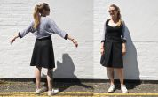 MIY Collection Ladies Easy Sewing Pattern The Brightside Simple Shrug