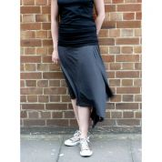MIY Collection Ladies Easy Sewing Pattern The Tapton Comfy Fold Over Waist Skirt