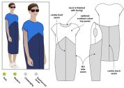 Style Arc Ladies Sewing Pattern Mila Dress