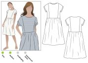 Style Arc Sewing Pattern Lacey Dress