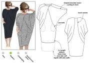 Style Arc Ladies Sewing Pattern Hedy Dress