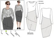 Style Arc Ladies Sewing Pattern Maisie Dress