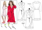 Style Arc Ladies Sewing Pattern Giselle Dress