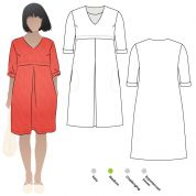 Style Arc Sewing Pattern Patricia Rose Dress