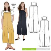 Style Arc Sewing Pattern Mildred Jumpsuit