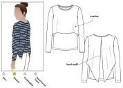 Style Arc Ladies Sewing Pattern Kylie Knit Top