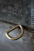 Merchant & Mills Heavy Metal Brass D Rings