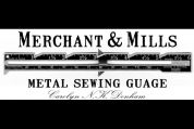 Merchant & Mills Metal Sewing Gauge