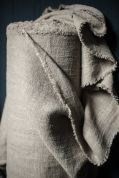 Merchant & Mills Softened Raw Linen Fabric  Natural