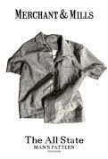 Merchant & Mills Mens Sewing Pattern The All State Shirt