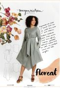 Megan Nielsen Sewing Pattern Floreat Dress & Top