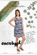 Megan Nielsen Sewing Pattern Eucalypt Dress & Tank