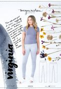 Megan Nielsen Sewing Pattern Virginia Leggings