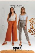 Megan Nielsen Sewing Pattern Opal Pants & Shorts