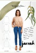Megan Nielsen Sewing Pattern Jarrah Sweater