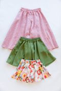 Megan Nielsen Girls Easy Sewing Pattern 4203 Mini Tania Culottes