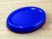 Oval Magnetic Pin Cushion  Blue