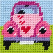 Anchor Tapestry Kit For Starters Pink Mobile