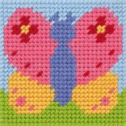 Anchor Tapestry Kit For Starters Butterfly