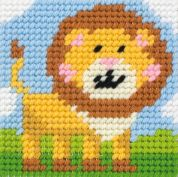 Anchor Tapestry Kit For Starters Lion