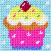 Anchor Tapestry Kit For Starters Cupcake