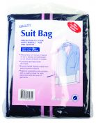 Hemline Polypropylene Suit Bag