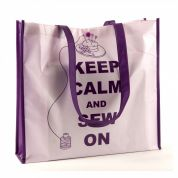 Hemline Bag for Life Keep Calm