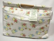 Hobby & Gift Craft Bag Storage Ditsy Floral Print