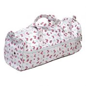 Hobby & Gift Knitting Bag Storage Rose Spot