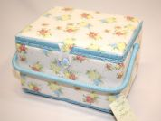 Hobby & Gift Ditsy Floral Large Craft Storage Box