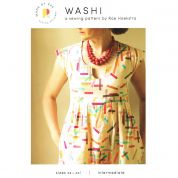 Made By Rae Ladies Sewing Pattern Washi Dress