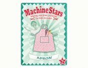 Machine Stars Childrens Learn to Sew Sewing Pattern Apron