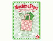 Machine Stars Childrens Learn to Sew Sewing Pattern Book Bag