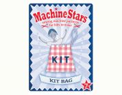 Machine Stars Childrens Learn to Sew Sewing Pattern Kit Bag