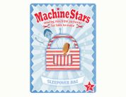 Machine Stars Childrens Learn to Sew Sewing Pattern Sleepover Bag