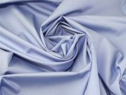 Lady McElroy Cotton Poplin Fabric  Sky Blue