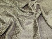 Lady McElroy Chenile Coating Fabric  Champagne