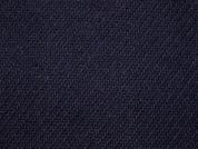Woven Coating Fabric  Navy Blue