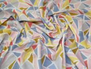 Cotton Double Gauze Fabric  Multicoloured